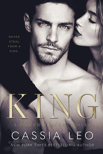 COVER REVEAL: King By Cassia Leo