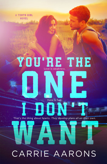 NEW RELEASE: You're The One I Don't Want by Carrie Aarons