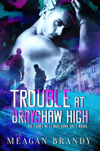 NEW RELEASE: Trouble at Brayshaw High by Meagan Brandy