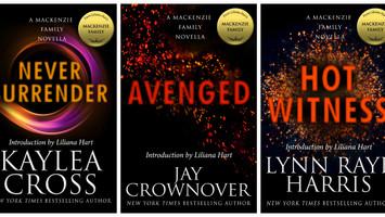 EXCLUSIVE EXCERPT: The MacKenzie Family Series By Liliana Hart, Kaylea Cross, Jay Crownover, Lynn Ra