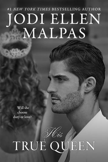COVER REVEAL: His True Queen by Jodi Ellen Malpas