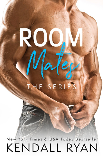 COVER REVEAL: Room Mates: The Series by Kendall Ryan