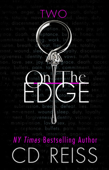 NEW RELEASE: On The Edge by C.D. Reiss
