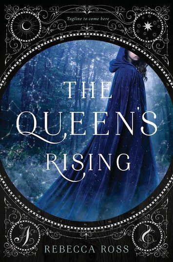 COVER REVEAL: The Queens Rising by Rebecca Ross