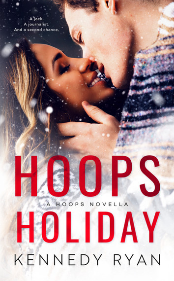 NEW RELEASE: Hoops Holiday by Kennedy Ryan