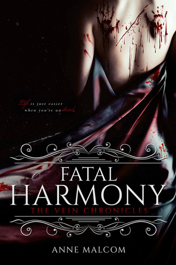 NEW RELEASE: Fatal Harmony by Anne Malcolm