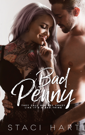 EXCERPT: Bad Penny by Staci Hart
