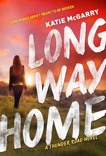 NEW RELEASE: Long Way Home by Katy McGarry