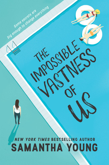 EXCERPT: The Impossible Vastness Of Us By Samantha Young