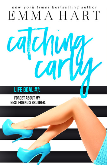 COVER REVEAL: Catching Carly By Emma Hart