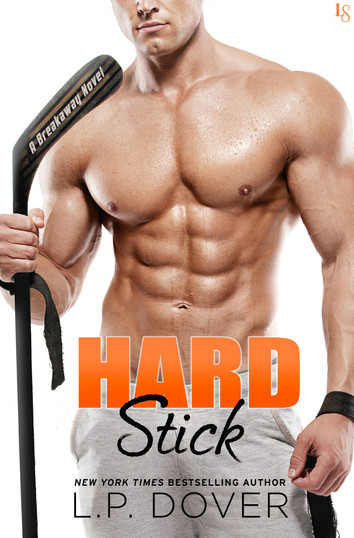 EXCERPT: Hard Stick by L.P. Dover