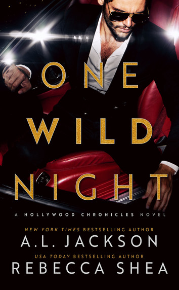 COVER REVEAL: One Wild Night by A.L. Jackson & Rebecca Shea