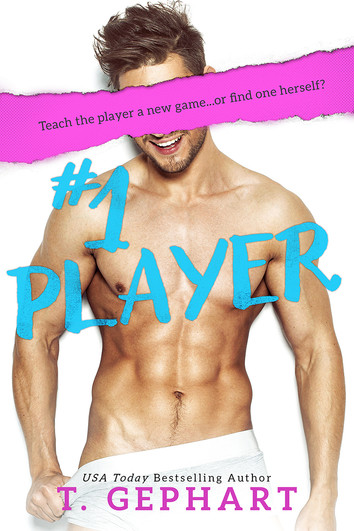 COVER REVEAL #1 Player by T Gephart