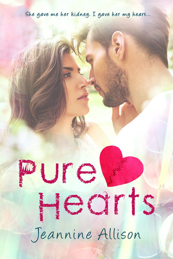 COVER REVEAL & GIVEAWAY: Pure Hearts by Jeannine Allison