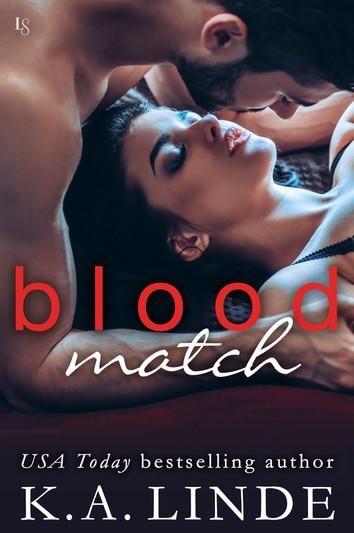 REVIEW & EXCERPT: Blood Match by K.A. Linde