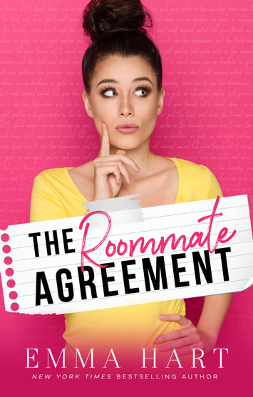 EXCERPT: The Roommate Agreement By Emma Hart