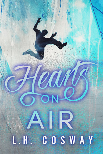 COVER REVEAL: Heart's On Air by L.H. Cosway