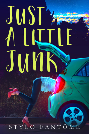 COVER REVEAL: Just A Little Junk by Stylo Fantôme