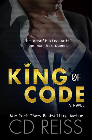EXCERPT & NEW RELEASE: King of Code by C.D. Reiss