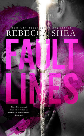 BOOK TRAILER: Fault Lines by Rebecca Shea