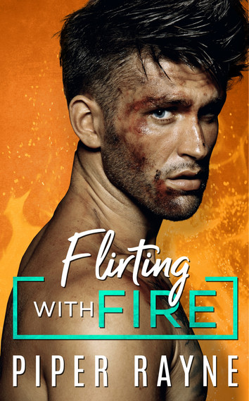 COVER REVEAL: Flirting With Fire by Piper Rayne