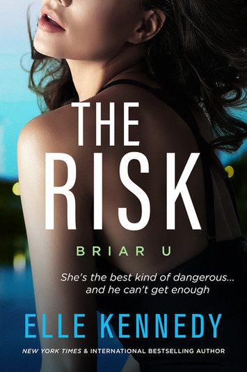 COVER REVEAL: The Risk by Elle Kennedy