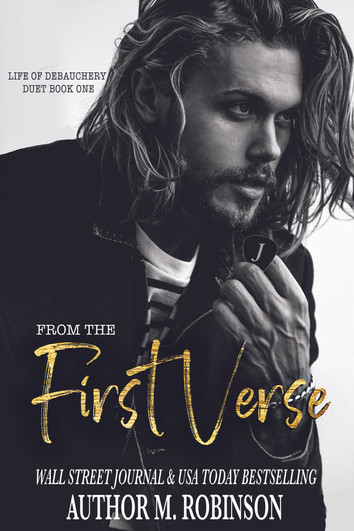 REVIEW: From The First Verse by M. Robinson