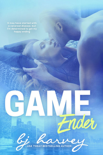 COVER REVEAL, EXCERPT & GIVEAWAY: Game Ender by BJ Harvey