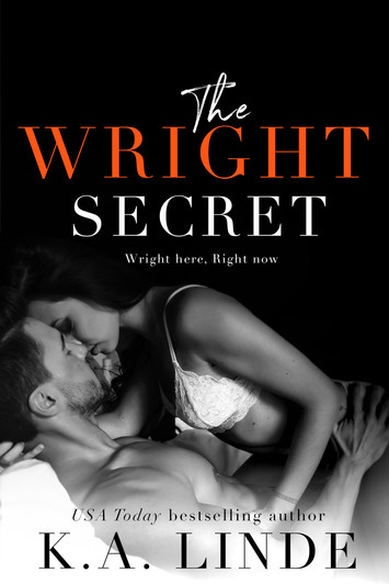 COVER REVEAL: The Wright Secret by K.A. Linde