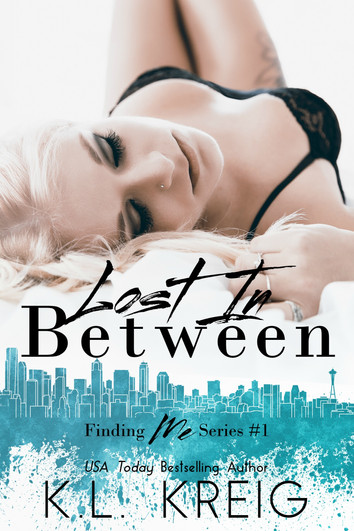 COVER REVEAL: Lost in Between by K.L Kreig