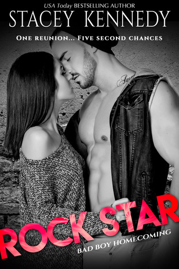 COVER REVEAL: Rock Star by Stacey Kennedy