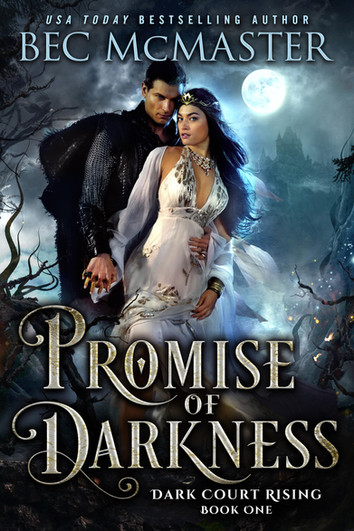 EXCERPT: Promise of Darkness by Bec McMasters