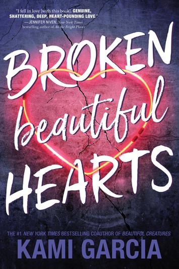 EXCERPT: Broken Beautiful Hearts by Kami Garcia