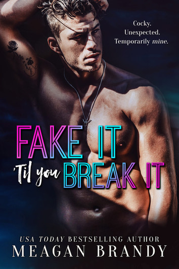 EXCERPT: Fake It 'Til You Break It by Meagan Brandy