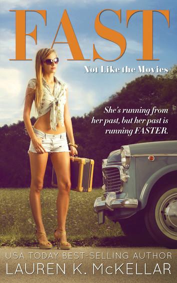 COVER REVEAL: Fast by Lauren K. McKellar