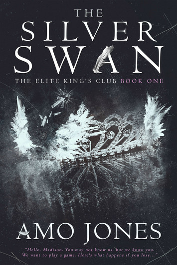 COVER REVEAL & EXCERPT: The Silver Swan By Amo Jones