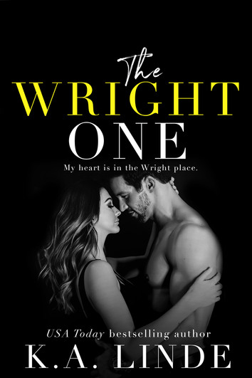 NEW RELEASE: The Wright One by K.A. Linde