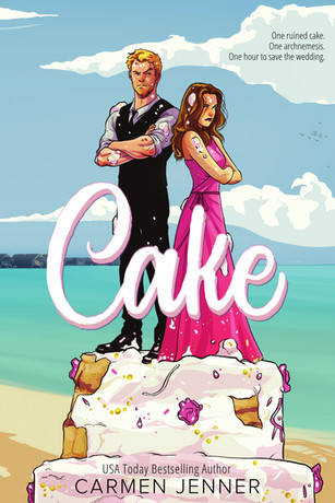REVIEW & EXCERPT: Cake by Carmen Jenner