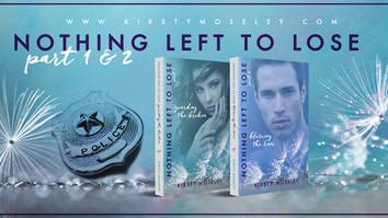 COVER REVEAL: Nothing Left To Lose by Kirsty Moseley