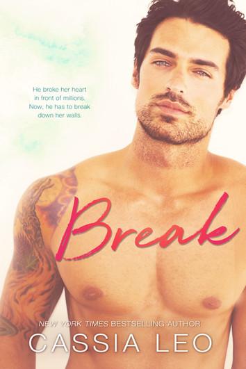 COVER REVEAL: Break By Cassia Leo