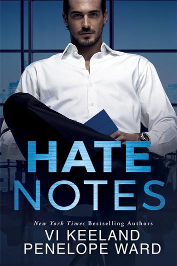 EXCERPT: Hate Notes by Penelope Ward & Vi Keeland