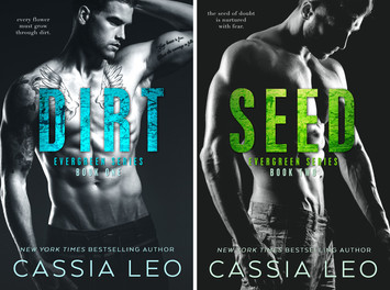 COVER REVEAL: Dirt & Seed By Cassia Leo