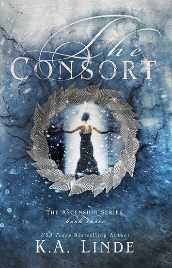 COVER REVEAL: The Consort by K.A. Linde