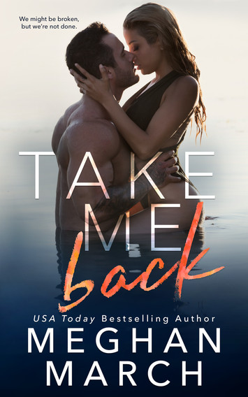 REVIEW: Take Me Back by Meghan March