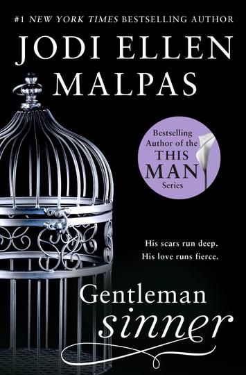 COVER REVEAL: Gentleman Sinner by Jodi Ellen Malpas