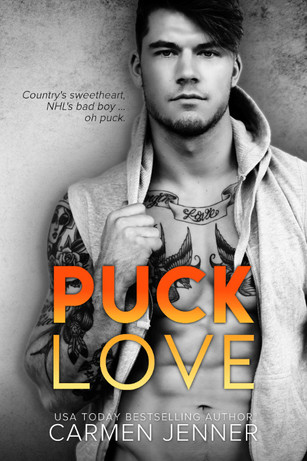 REVIEW & EXCERPT: Puck Love by Carmen Jenner