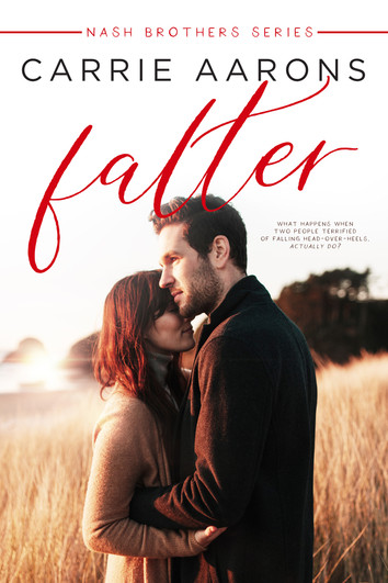 NEW RELEASE: Falter by Carrie Aarons