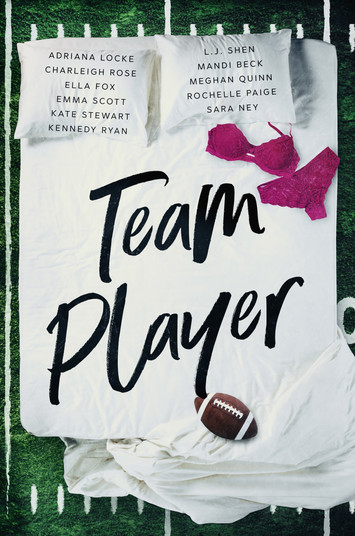 COVER REVEAL: Team Player, A Christmas Anthology