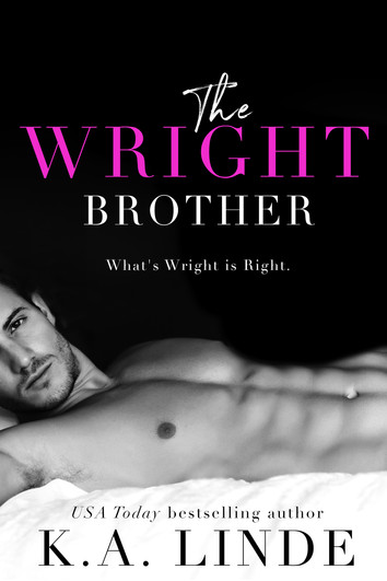NEW RELEASE & EXCERPT: The Wright Brother by K.A. Linde