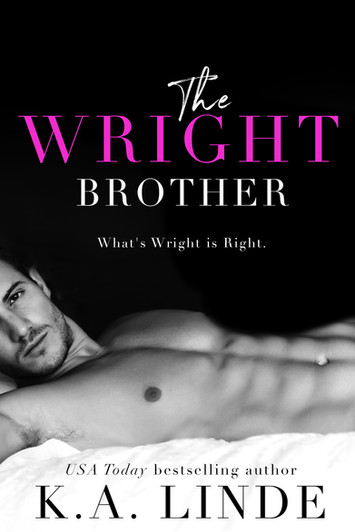 EXCERPT: The Wright Brother by K.A. Linde
